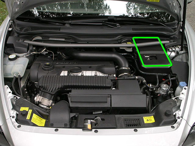 volvo c70 car battery location abs batteries