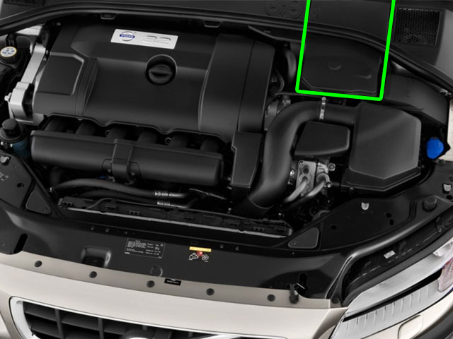 Volvo Xc70 Car Battery Location Car Batteries