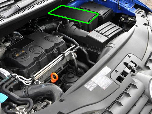 Vwtouranbatterylocation on Bmw X6 Battery Location