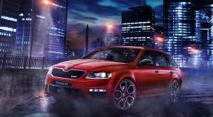 Skoda Car Batteries Background Image