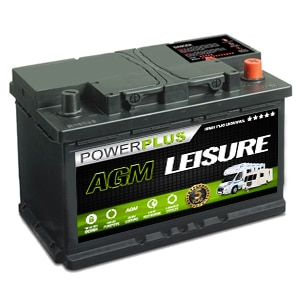 agm leisure battery LP85