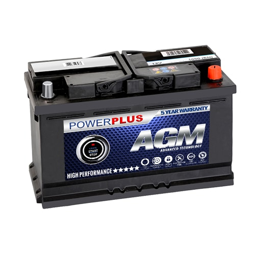 AGM 096 Powerplus Battery