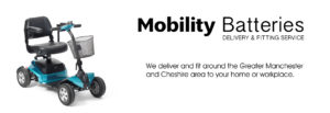Mobility Batteries fitting service