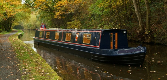 Image result for narrowboat