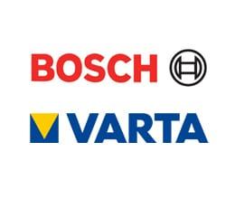 Varta Bosch Brands