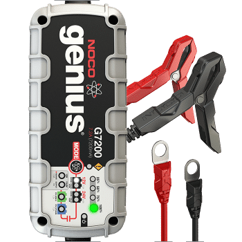 battery charger g7200