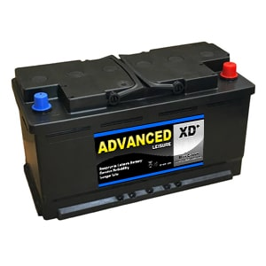 LP125 leisure battery