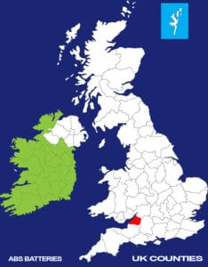 AVON UK COUNTY-CAR BATTERY-CAR BATTERIES