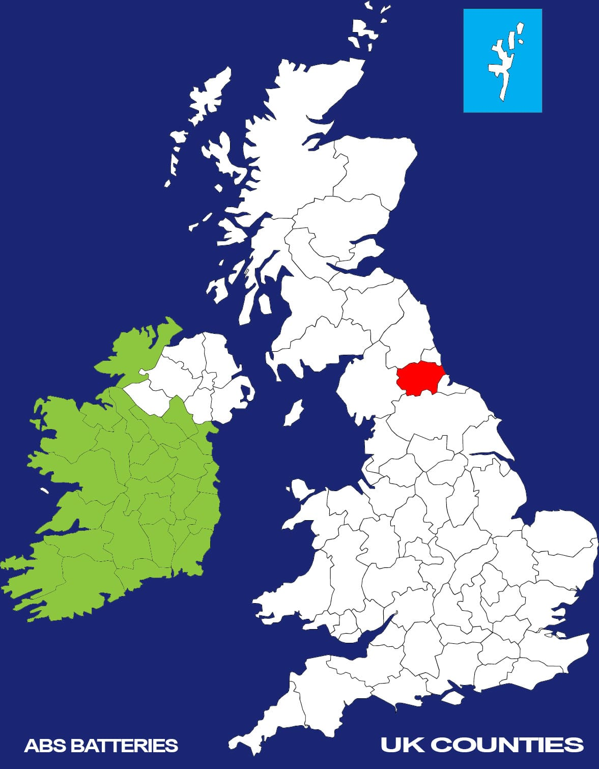 Car Battery Car Batteries In The Uk County Of County