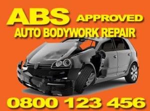 ABS bodywork repairs