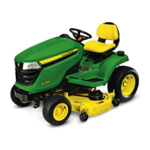lawn mower batteries section