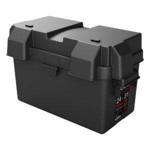 Battery Box 31 closed