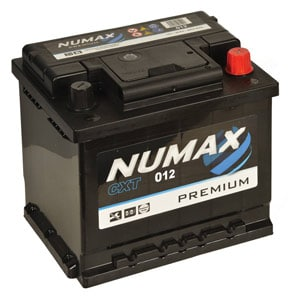 Numax 012 12v Battery