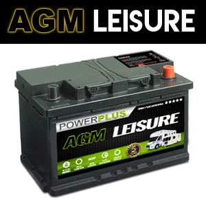 Agm Campervan Batteries