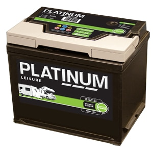 Platinum Leisure Battery 75ah
