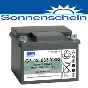 Motorhome Gel Batteries
