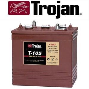 Trojan Leisure Batteries Category