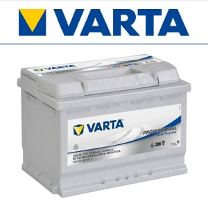 Varta Campervan Batteries
