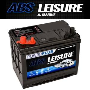 ABS Leisure Batteries Category Image