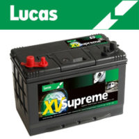 Lucas Leisure Batteries Category