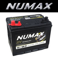 Numax Leisure Batteries Category