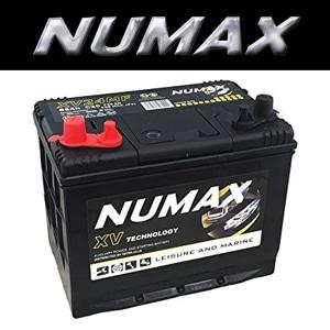 Numax Dual Purpose Batteries