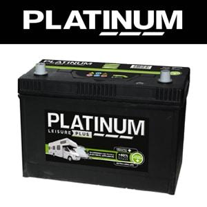 Platinum Leisure Batteries