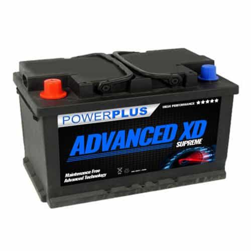 110R-xd car battery image
