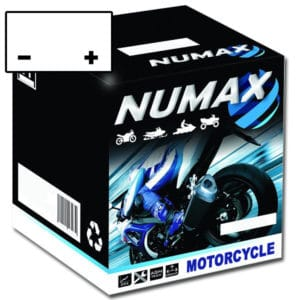 Numax Motorcycle Battery