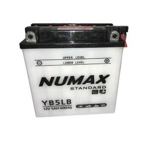 yb5lb numax battery