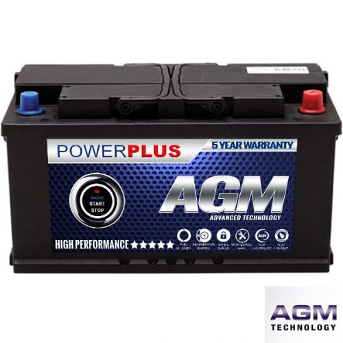 AGM 019 car battery Advanced