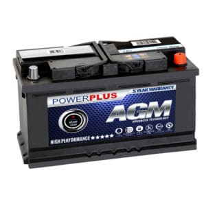 Start Stop AGM 019 Car Battery