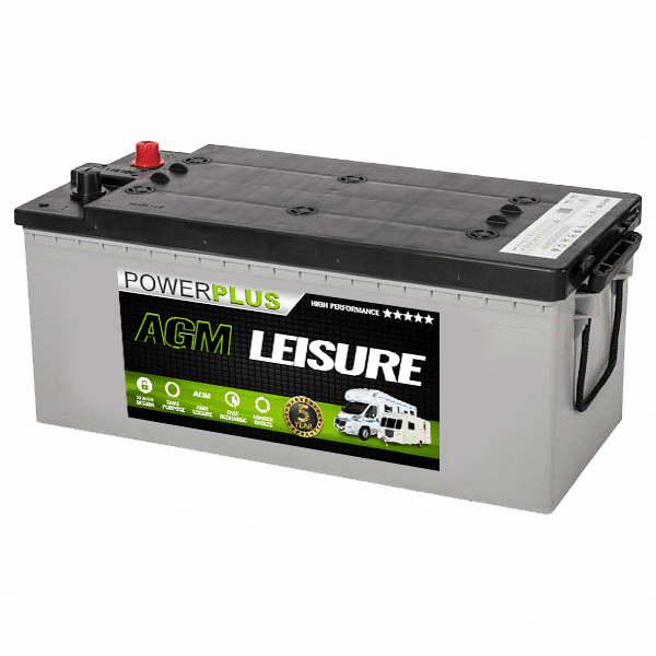 AGM 180 battery