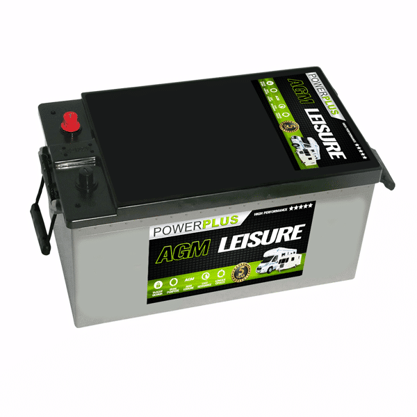 AGM 230ah Battery