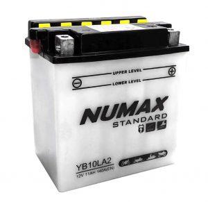 numax yb10la2 battery image