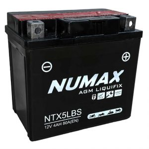 numax ytx5lbs battery image