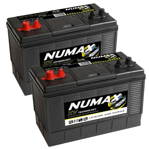 pair of Numax cxv31