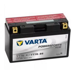 Varta yt7bbs battery image