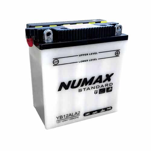 yb12ala2 motorcycle battery numax