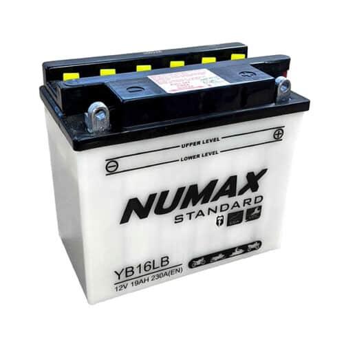 yb16lb numax motorcycle battery