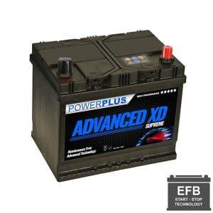 005l efb car battery image