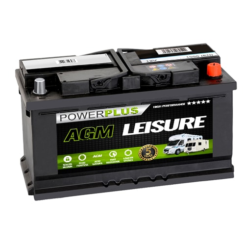 AGM LPX110 leisure battery