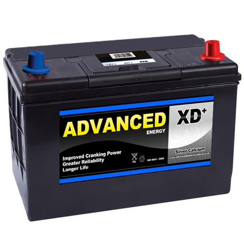 EFB 249 Battery