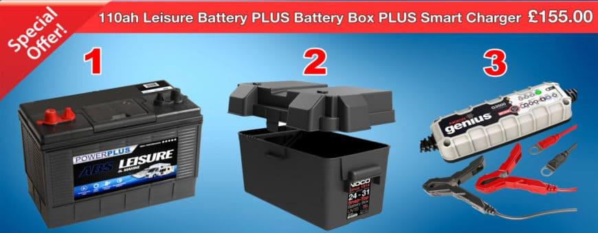 Lesiure Batteries
