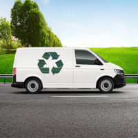 recycle van image