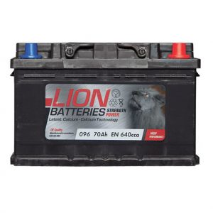 lion 096 car battery