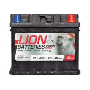 Lion 063 Car Battery