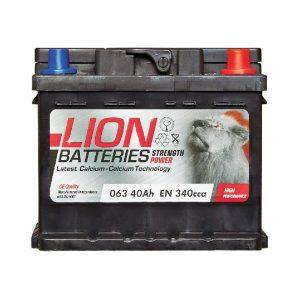 Lion 063 Car Battery