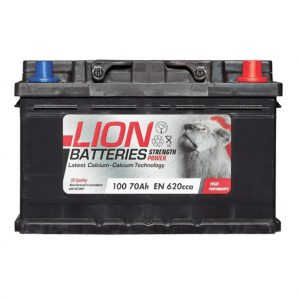 lion 100 car battery
