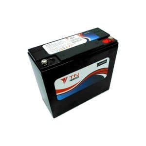 tn power lithium 12v24ah battery